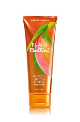 peach cream